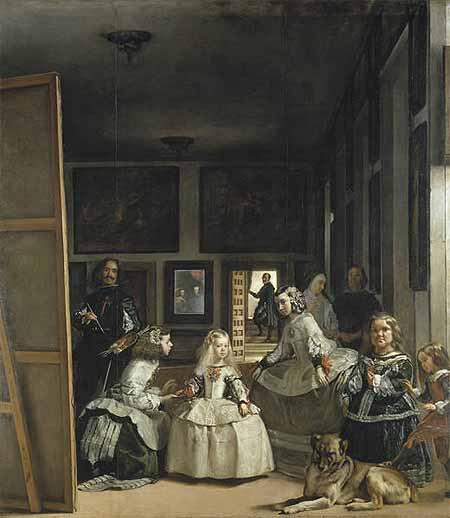 """""""As Meninas"""", de Diego Rodríguez Velázquez"""
