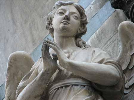 Detalhe do Batistério em Firenze