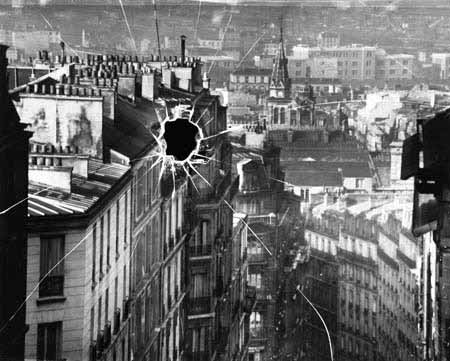 Uma foto clássica de André Kertész