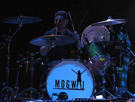 Mogwai em Firenze