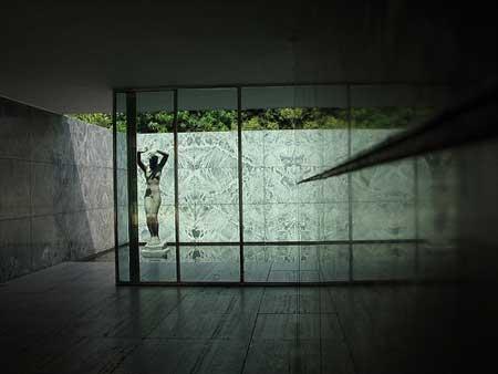 Pavilhao Mies van der Rohe em Barcelona