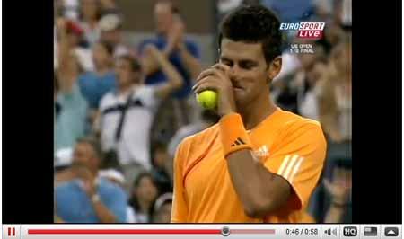Roger Federer contra Novak Djokovic