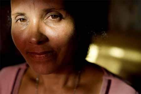 Maria Aparecida da Silva, foto de João Wainer