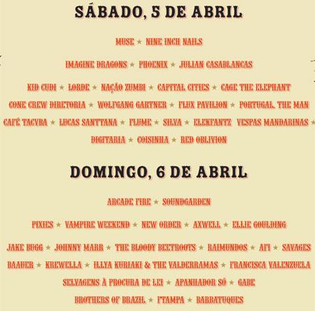 Lollapalooza Brasil 2014 | MuzPlay